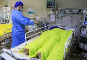 فوت ۲۱۳ بیمار کووید۱۹ در شبانهروز گذشته