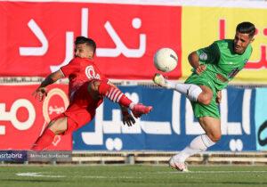 تراکتور چهارمین تیم برتر ایرانی